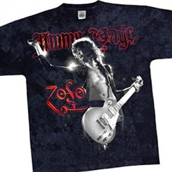 T-Shirt Jimmy Page - Zoso - Homme - X Large