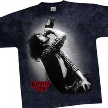 T-Shirt Jimmy Page - X Large