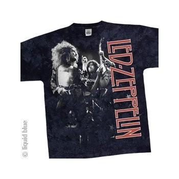 T-Shirt Led Zeppelin - Live - Large