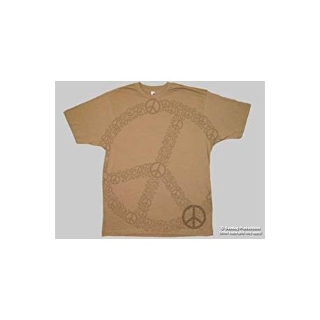 T-Shirt Lots Of Peace - Homme - Medium