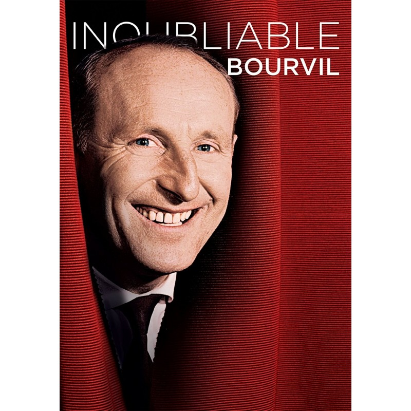 Inoubliable Bourvil - 2 DVD