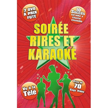 Soirée Rires & Karaoké