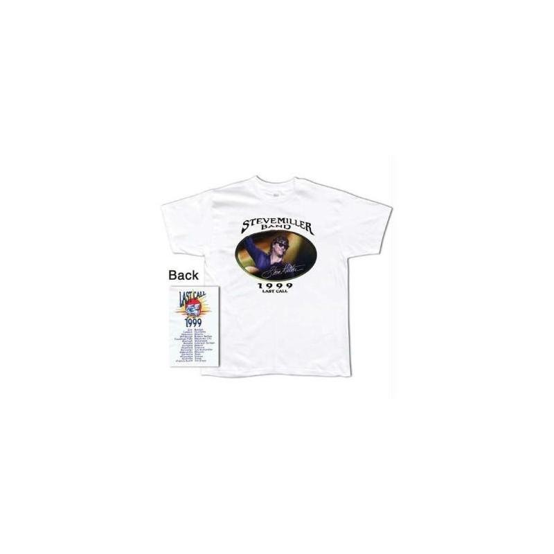 T-Shirt Steve Miller - Last Call 1999 - Homme - X Large
