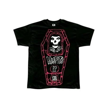 T-Shirt Misfits - Coffin - Homme - Large