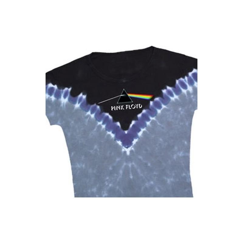 T-Shirt Pink Floyd - Dark Side - Femme - Large