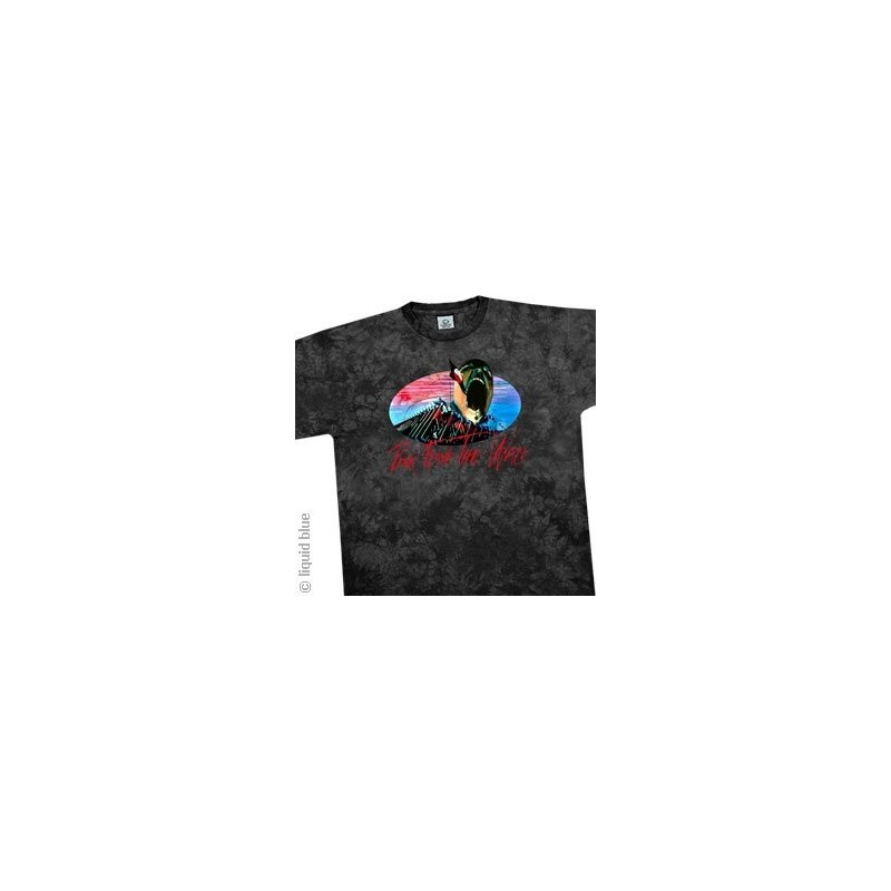 T-Shirt Pink Floyd - Empty Spaces - Homme - Large