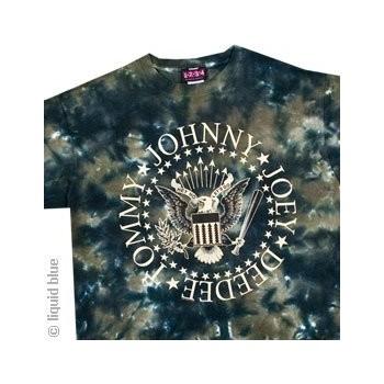 T-Shirt - Ramones - Hey Ho Lets Go – 2 X Large
