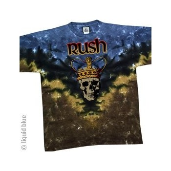 T-Shirt Rush - King's Skull - Homme - Medium