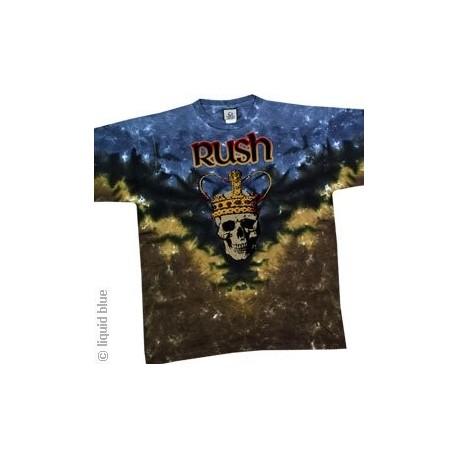 T-Shirt Rush - King's Skull - Homme - Medium