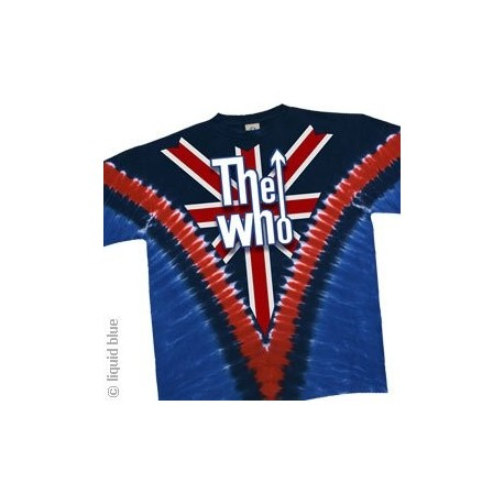 T-Shirt The Who - Long Live Rock - Homme - X Large