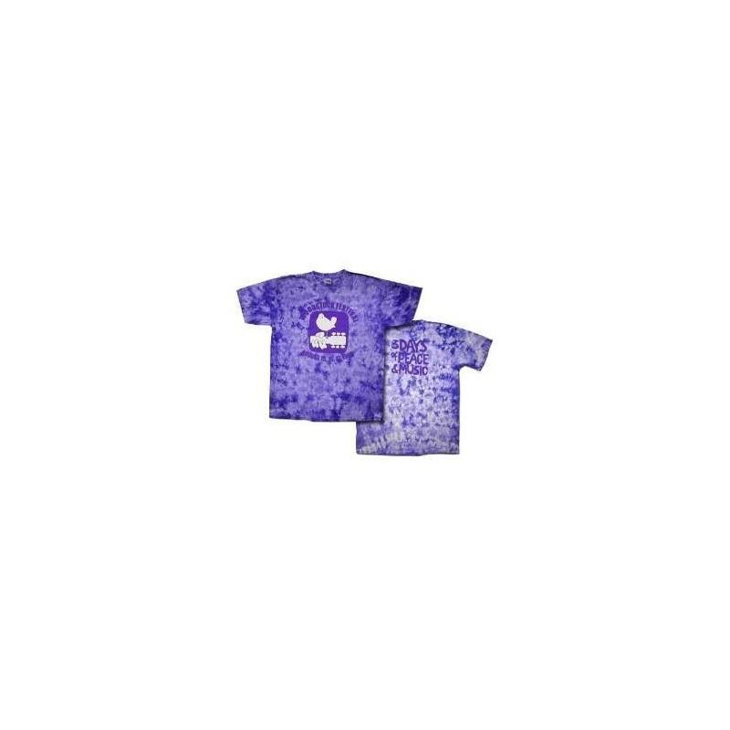T-Shirt Woodstock Festival - Woodstock Dove - Homme - Small