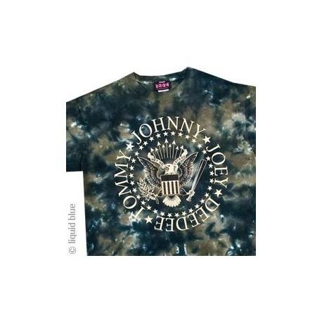 T-Shirt - Ramones - Hey Ho Lets Go - Large