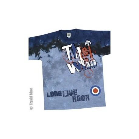 T-Shirt The Who - Be It Dead Or Alive - Homme - X Large