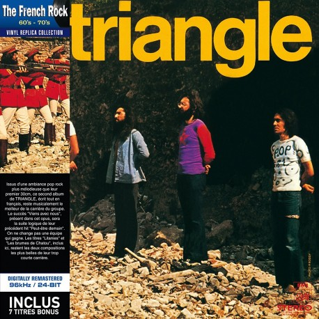 Triangle - J'ai Vu