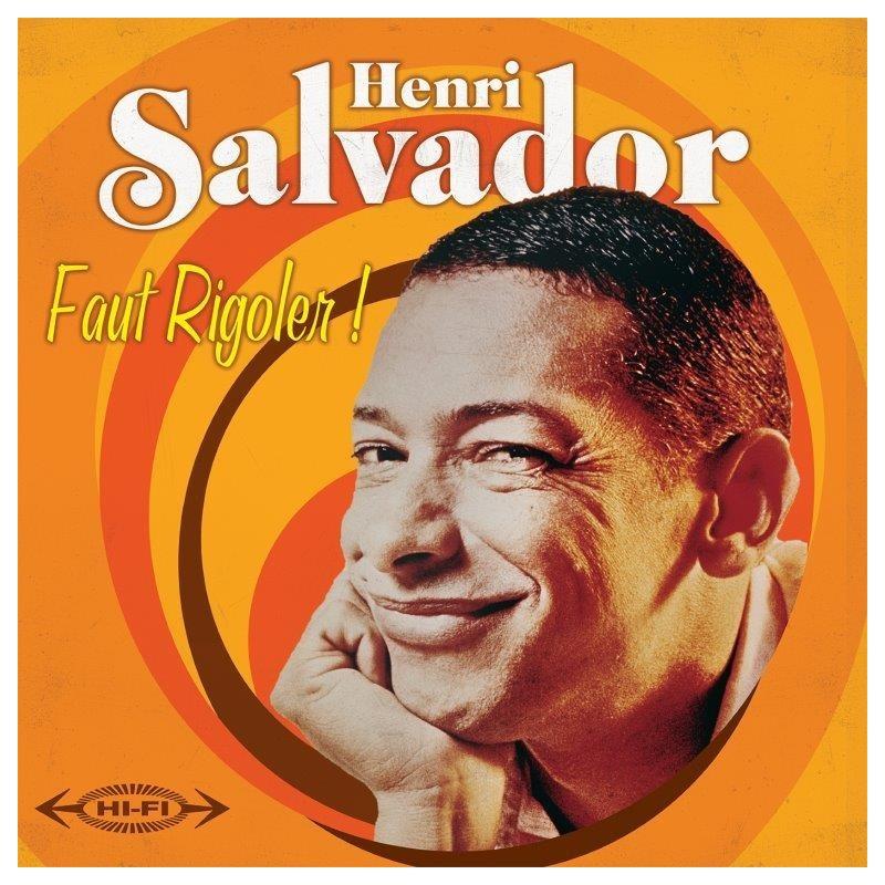 Henri Salvador - Faut Rigoler ! (33 Tours)