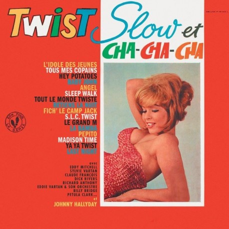 Various - 33 Tours - Twist, Slow Et Cha-Cha-Cha