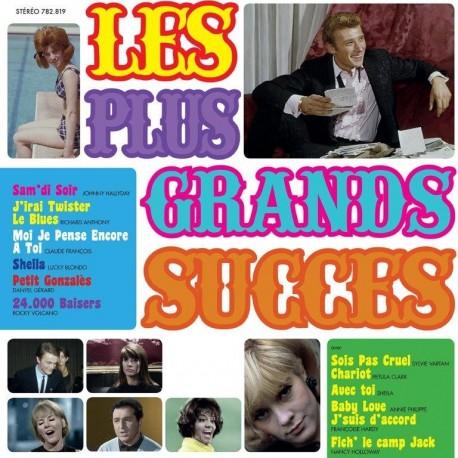 Various - 33 Tours - Les Plus Grands Succès