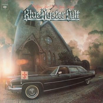 Blue Oyster Cult - 33 Tours - On Your Feet Or On Your Knees (Vinyle Bleu)