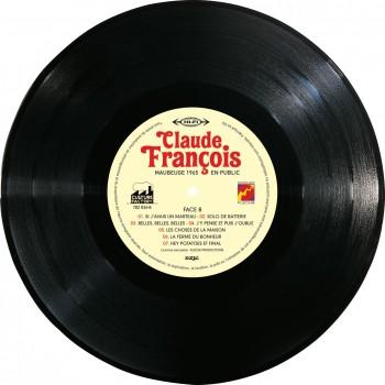 Claude François - Concert Maubeuge 1965