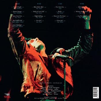 Iggy Pop - 33 Tours - Live At The Ritz 1986 (Vinyle Rouge) - RSD 2018