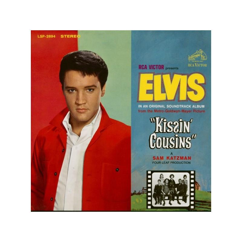 Elvis Presley - Kissin Cousin - CD FTD
