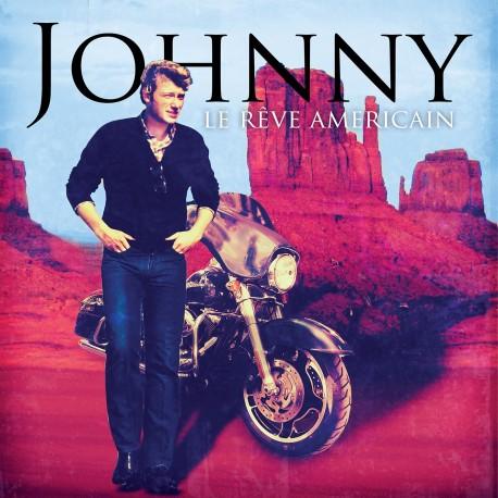 Johnny Hallyday - Le Rêve Américain (Vinyle Noir 140g)