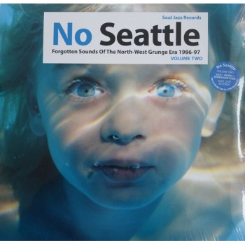 Various - No Seattle - Forgotten Sounds Of The North-West Grunge Era 1986-97 Volume Two