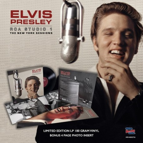 Elvis Presley - RCA Studio 1 The New York Sessions - Memphis Recording (Vinyle) RSD 2018