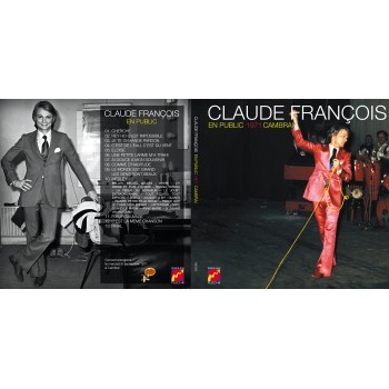 Claude François - En Public 1971 : Cambrai