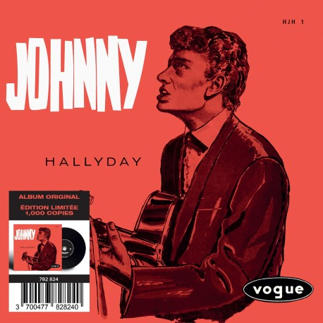 Johnny Hallyday - Made In Hollande - Johnny Hallyday