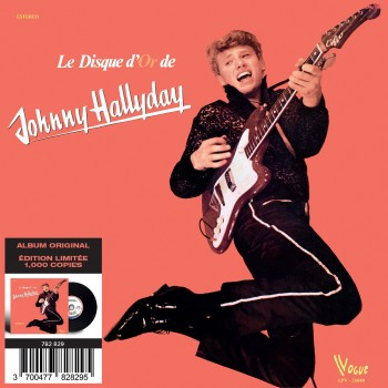 CD - Johnny Hallyday - Made In Venezuela Vol. 2 - Le Disque D'or