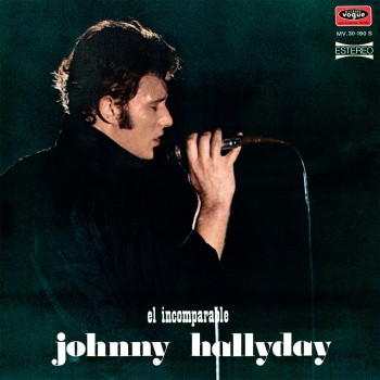 CD - Johnny Hallyday - Made In Espagne - El Incomparable