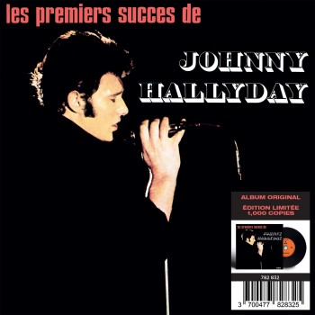 CD - Johnny Hallyday - Made In Portugal - Les Premiers Succès De
