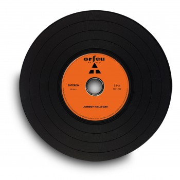 CD - Johnny Hallyday - Made In Portugal - Les Premiers Succès De