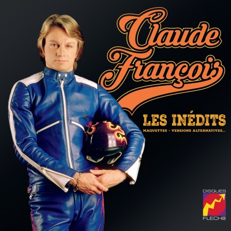 Vinyle - Claude François - Les inédits (Maquettes, Versions Alternatives...) - 25cm VIOLET