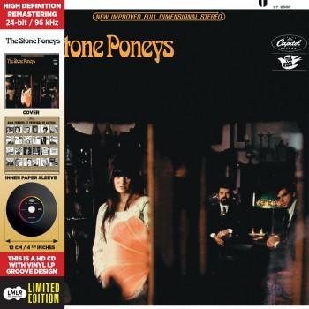 CD - Linda Ronstadt - The Stone Poneys