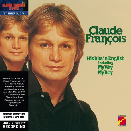 Claude François - His Hits In English