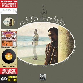 CD - Eddie Kendricks - All By Myself