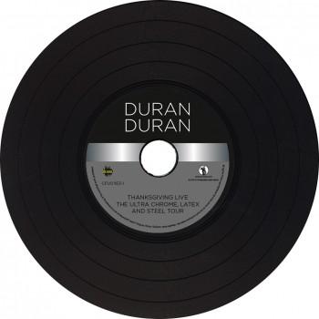 CD - Duran Duran - The Ultra Chrome, Latex And Steel Tour