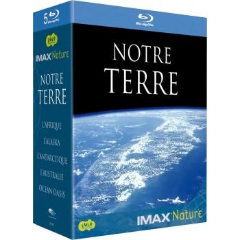 IMAX Nature - Notre Terre (Coffret 5 Blu-ray)