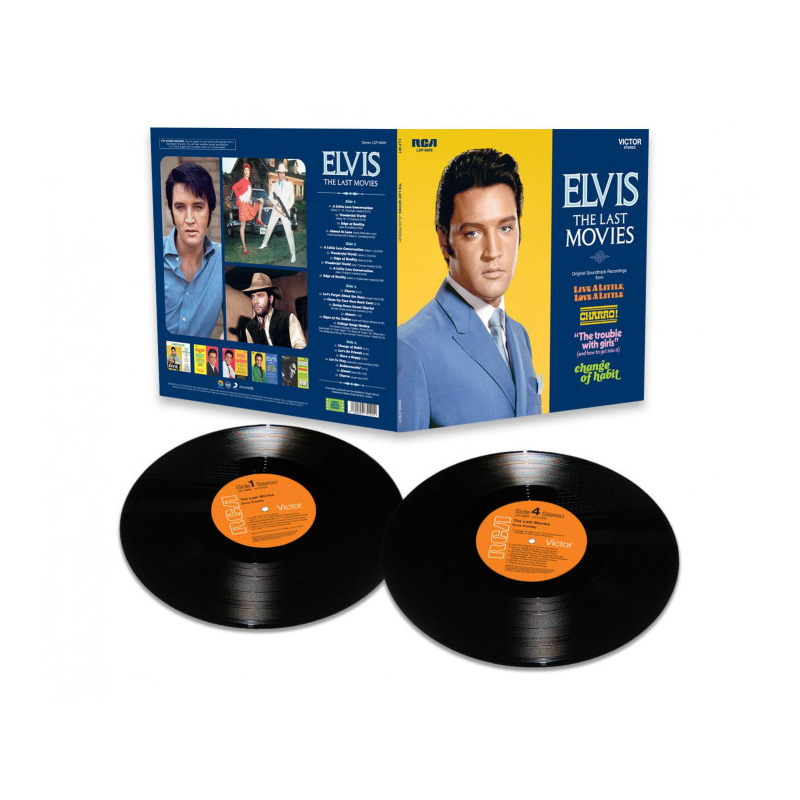 Elvis Presley - The Last Movies (2xLP) FTD