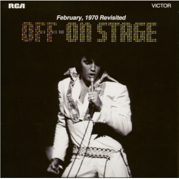 Elvis Presley - Off-On Stage