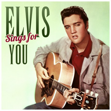 CD - Elvis Presley - Elvis Sings For You