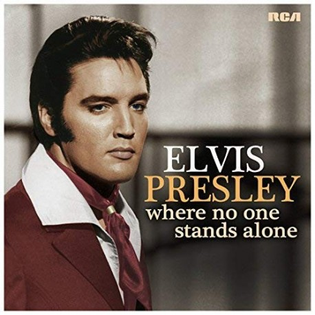 Elvis Presley – Where No One Stands Alone (CD)