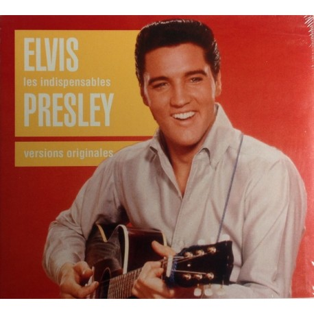 Elvis Presley - Les Indispensables - Sony (CD)