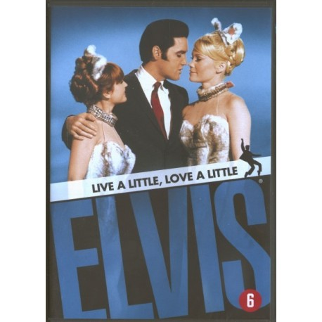 Elvis Presley - Live A Little Love A Little (CD)