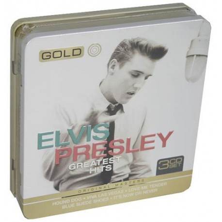Elvis Presley - Greatest Hits - Sony (CD)