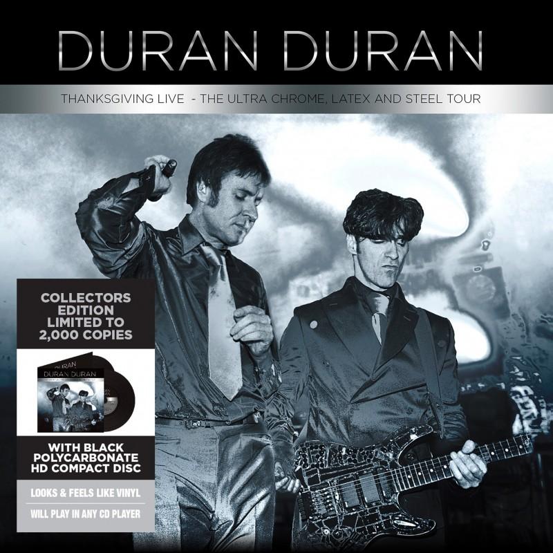 Duran Duran - The Ultra Chrome, Latex And Steel Tour (CD)