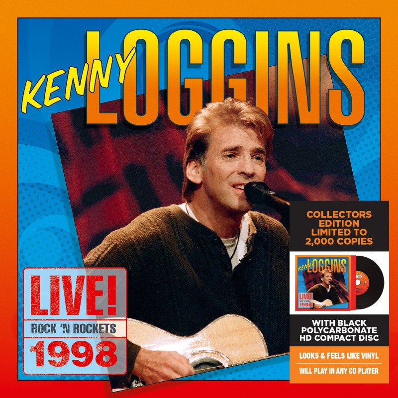 Kenny Loggins - Live At Rock 'N Rockets (CD)