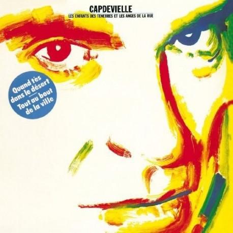 Jean-Patrick Capdevielle - Les Enfants Des Ténèbres Et Les Anges De La Rue (CD)